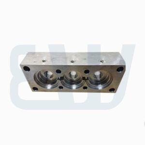 HYDRAULIC BLOCK PARTS HYPLEX PUMP FLOW