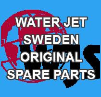 WATERJET SWEDEN SPARE PARTS