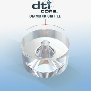DIAMOND DIALINE ORIFICE ACCUSTREAM