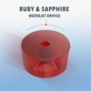 ORIFICE TYPE P2 FLOW RUBY