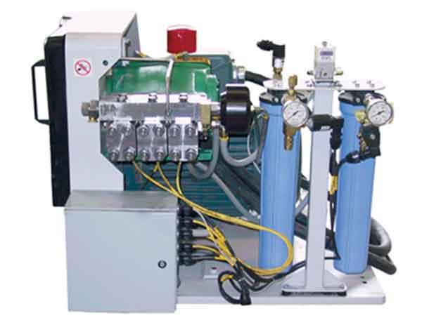 Pompa Hyplex Hybrid 50 HP